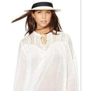 Denim & Supply Ralph Lauren Peasant Tunic Top